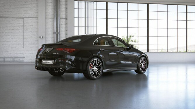 Mercedes-AMG CLA 35 4MATIC OS