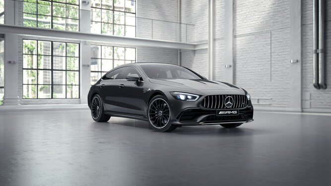 AMG GT 43 4MATIC