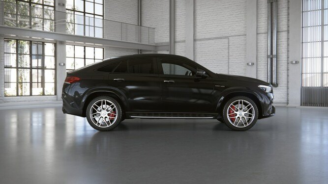 AMG GLE 63 S 4MATIC+ купе
